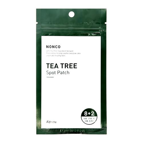Купить Пластыри для лица APIEU NONCO TEA TREE с маслом чайного дерева 120 шт, РЕСПУБЛИКА КОРЕЯ/ REPUBLIC OF KOREA