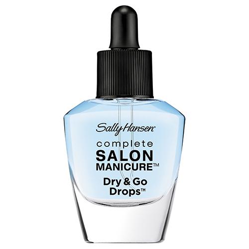 Капли для быстрого высыхания лака SALLY HANSEN NAILCARE COMPLETE SALON MANICURE DRY