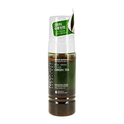 Пенка для умывания NEOGEN с экстрактом зеленого чая 160 г