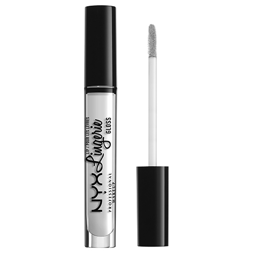 Купить Блеск для губ NYX PROFESSIONAL MAKEUP LIP LINGERIE GLOSS тон 01 clear, США/ USA