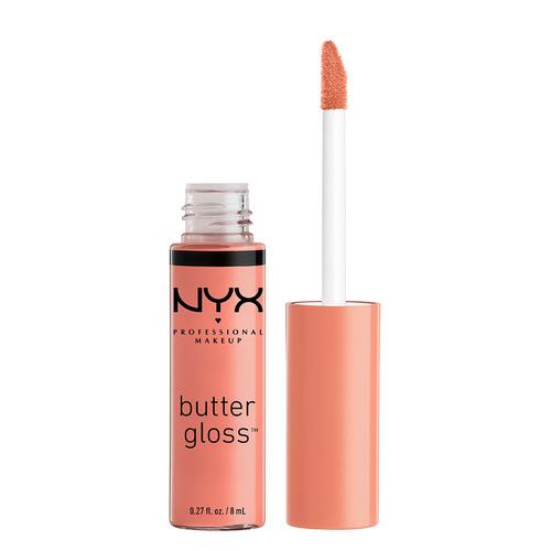 Купить Блеск для губ NYX PROFESSIONAL MAKEUP BUTTER GLOSS тон 31 Sunday mimosa увлажняющий, КИТАЙ/ CHINA