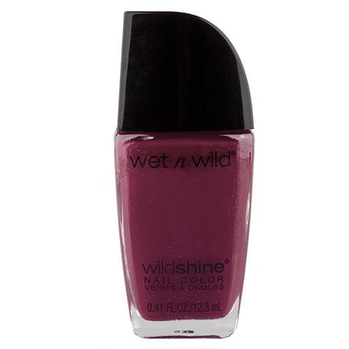 Лак для ногтей WET N WILD WILD SHINE тон E487e Grape minds think alike 12 мл