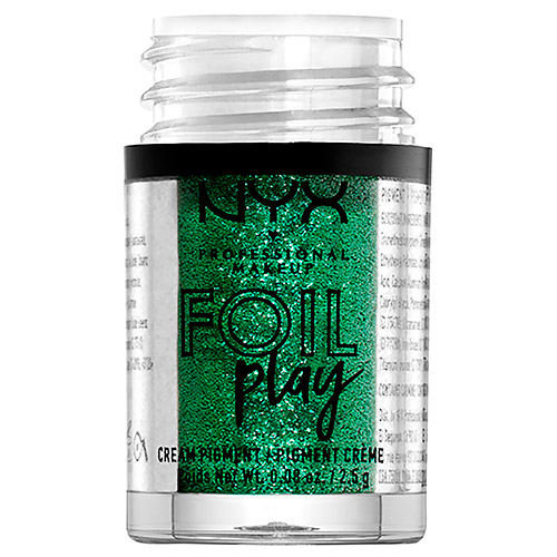 Пигмент для век `NYX PROFESSIONAL MAKEUP` FOIL PLAY кремовый тон 06