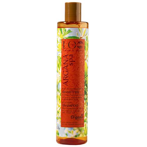 Купить Шампунь для волос EO LABORATORIE ARGANA SPA Глубокое питание и блеск восстанавливающий 350 мл, РОССИЯ/ RUSSIA