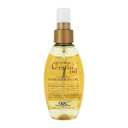 Купить Масло-спрей для волос OGX KERATIN OIL против ломкости 118 мл, США/ USA