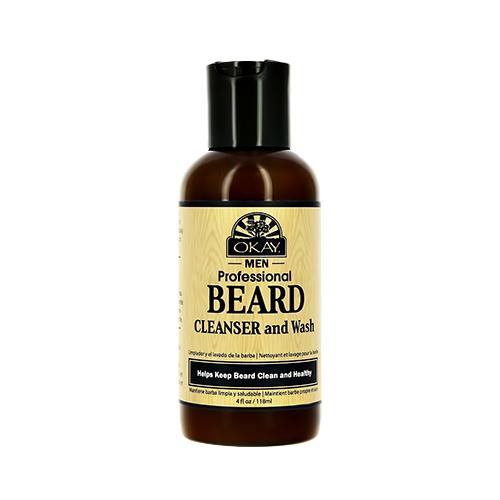 Средство для очищения бороды OKAY MEN 118 мл