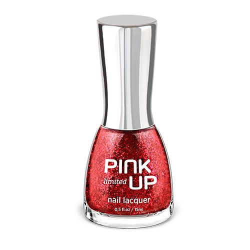 Лак для ногтей `PINK UP` MAGIC GLOW тон 05 15 млЛаки<br>Гель-лак работает вместе с верхним покрытием-гелем Pink Up, создавая прочное гелевое покрытие. UV/LED лампы не требуется.<br>
