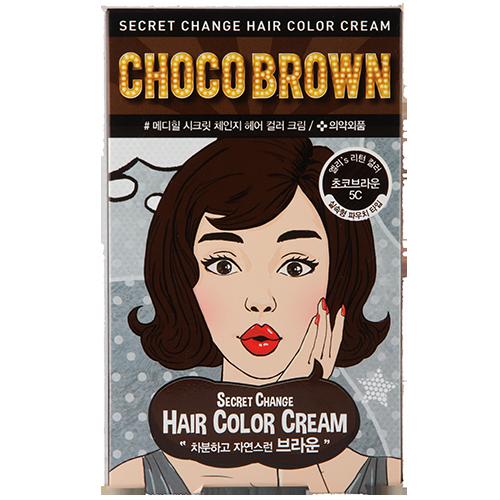 Купить Крем-краска для волос MEDIHEAL SECRET HAIR Choco brown, РЕСПУБЛИКА КОРЕЯ/ REPUBLIC OF KOREA