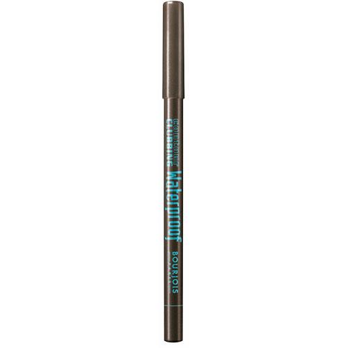 Карандаш для глаз BOURJOIS CONTOUR CLUBBING WATERPROOF водостойкий тон 57 up and brown