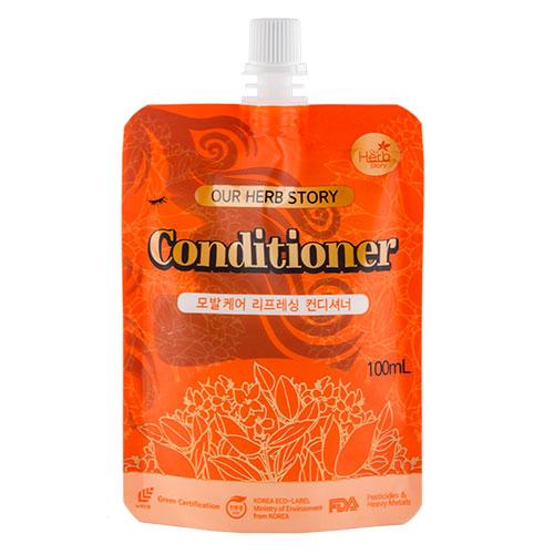 Кондиционер для волос OUR HERB STORY 100 мл.
