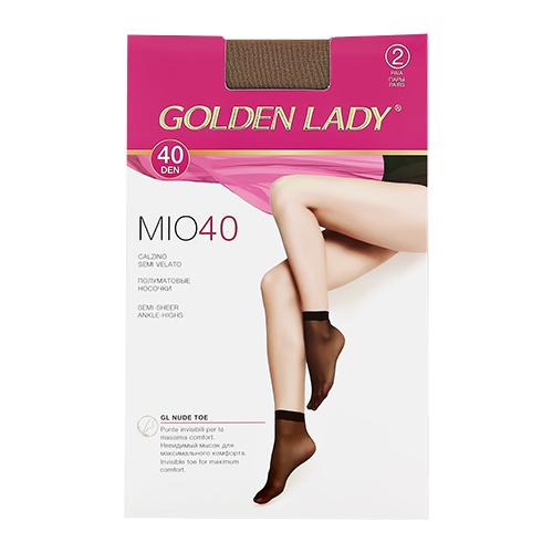 Носки женские GOLDEN LADY MIO 40 den Daino 2 пары