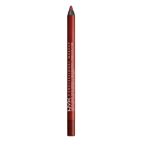 Карандаш для губ `NYX PROFESSIONAL MAKEUP` SLIDE ON LIP PENCIL тон 04 Brick house стойкий