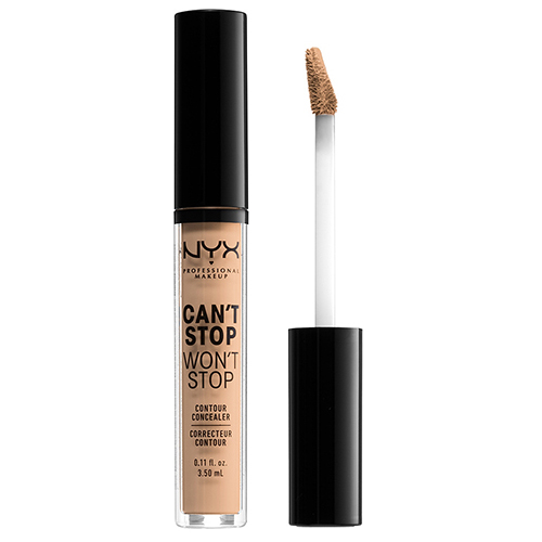 Консилер для лица `NYX PROFESSIONAL MAKEUP` CAN`T STOP WON`T STOP тон 07