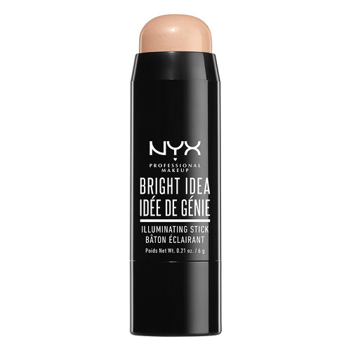 Стик иллюминатор `NYX PROFESSIONAL MAKEUP` BRIGHT IDEA тон 05 chardonnay shimmer
