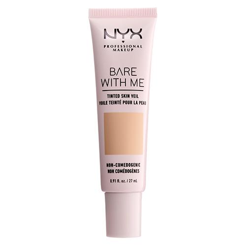 Купить Основа тональная для лица NYX PROFESSIONAL MAKEUP BARE WITH ME тон Natural Soft beige, США/ USA