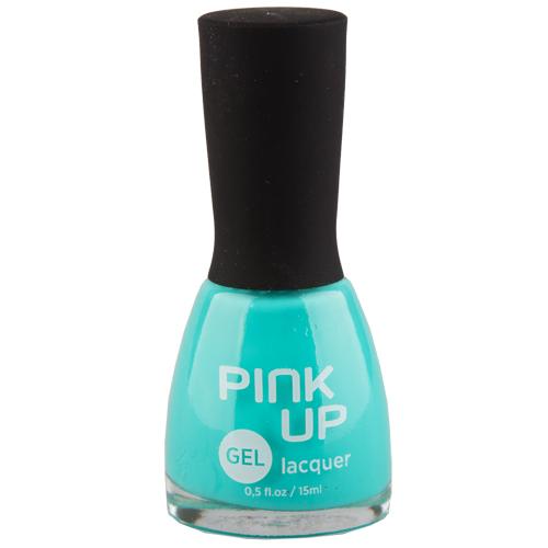 Гель-лак для ногтей `PINK UP` GEL тон 21 15 млЛаки<br>Гель-лак работает вместе с  верхним покрытием-гелем Pink Up, создавая прочное  гелевое покрытие. UV/LED лампы не требуются.<br>