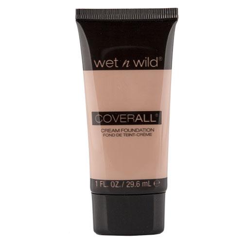 Крем тональный для лица WET N WILD COVER ALL тон E815 FairТональные средства<br>Тональная основа , легкая текстура, не закупоривает поры, выравнивает тон кожи.<br>