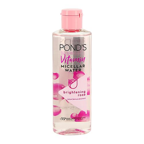 Мицеллярная вода PONDS VITAMIN с экстрактом французской розы 100 мл