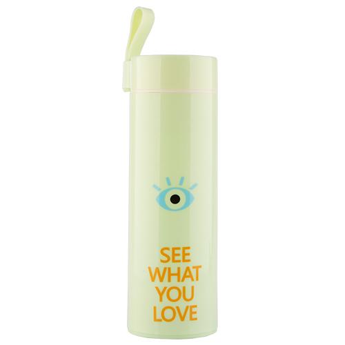 Бутылка для воды FUN EYE Mint 400 мл фото