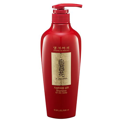 Купить Шампунь для волос DAENG GI MEO RI JA DAM HWA для жирных волос 500 мл, РЕСПУБЛИКА КОРЕЯ/ REPUBLIC OF KOREA