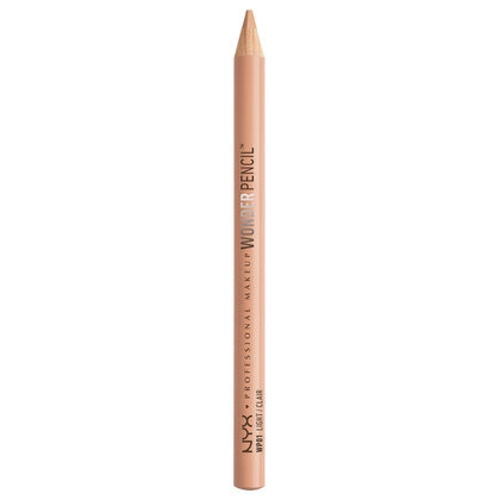 Карандаш для макияжа NYX PROFESSIONAL MAKEUP WONDER PENCIL универсальный тон 01 LIGHT