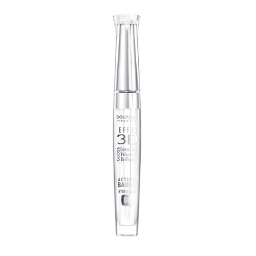 Купить Блеск для губ BOURJOIS EFFET 3 D тон 18 transparent oniric, ФРАНЦИЯ/ FRANCE