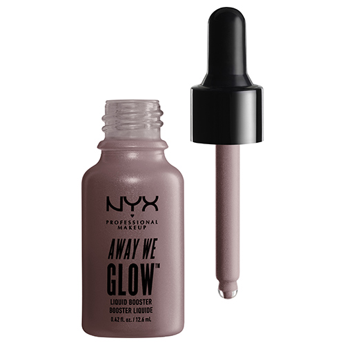 Хайлайтер для лица `NYX PROFESSIONAL MAKEUP` AWAY WE GLOW тон 02 жидкий