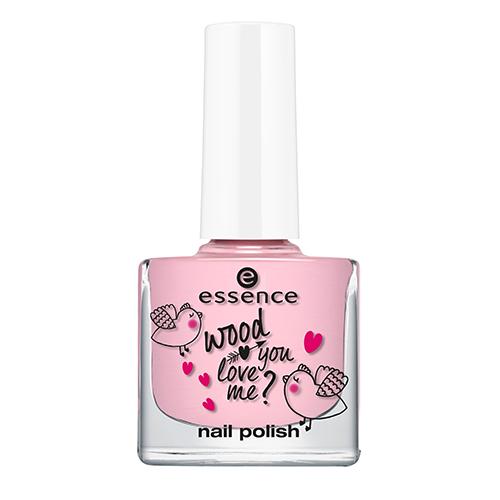 Лак для ногтей `ESSENCE` WOOD YOU LOVE ME тон 03 9 млЛаки<br>Быстросохнущий стойкий лак для ногтей<br>
