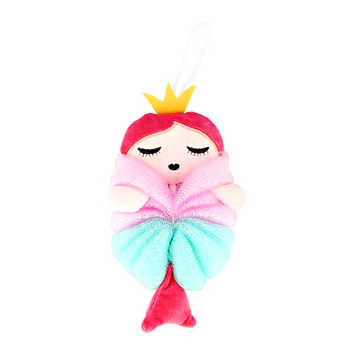 Мочалка для тела DECO. KIDS Mermaid