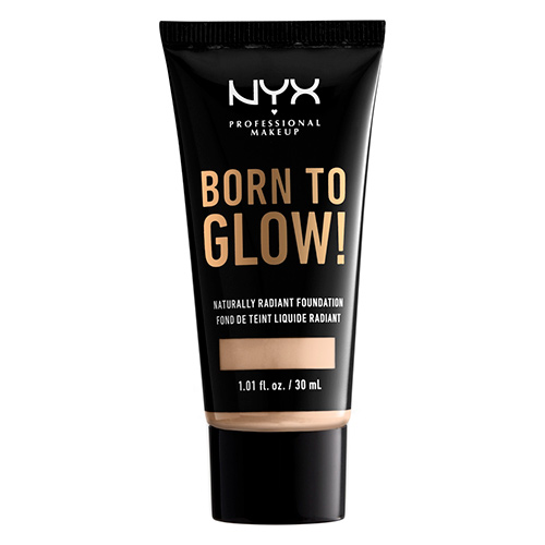 Основа тональная для лица `NYX PROFESSIONAL MAKEUP` BORN TO GLOW тон Light ivory