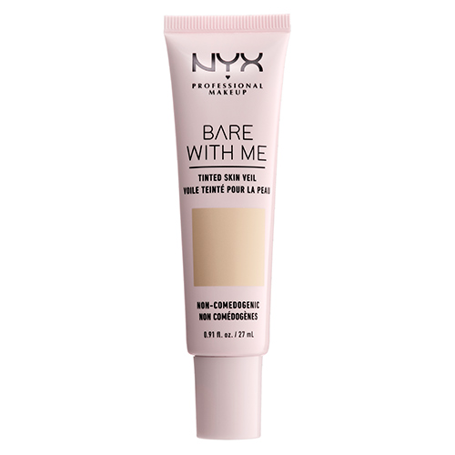Основа тональная для лица `NYX PROFESSIONAL MAKEUP` BARE WITH ME тон Vanilla nude