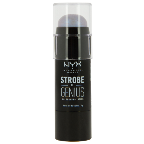 Хайлайтер для лица NYX PROFESSIONAL MAKEUP STROBE OF GENIUS тон 02 стик