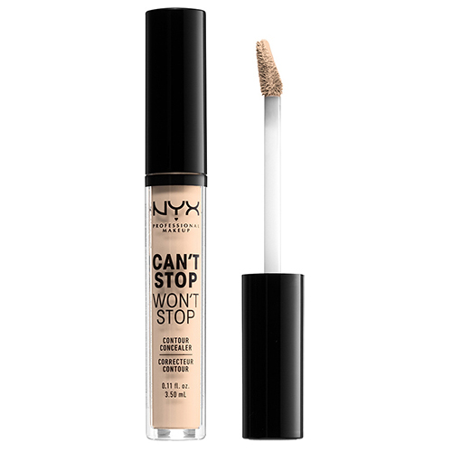 Консилер для лица `NYX PROFESSIONAL MAKEUP` CAN`T STOP WON`T STOP тон 04