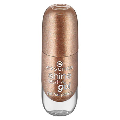 Лак для ногтей `ESSENCE` SHINE LAST & GO! тон 40 8 мл
