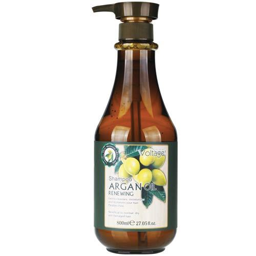 Шампунь для волос KHARISMA VOLTAGE ARGAN OIL восстанавливающий с маслом арганы 800 мл