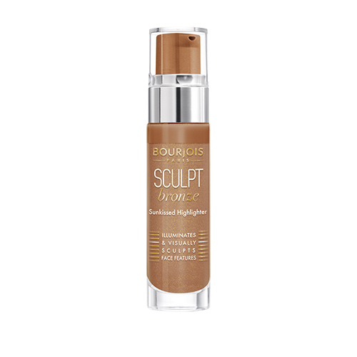 Хайлайтер для лица `BOURJOIS` SCULPT тон Bronze sunkissed
