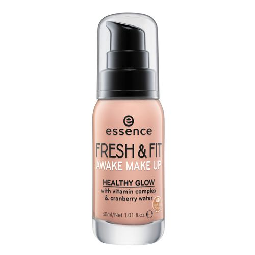 Основа тональная для лица `ESSENCE` FRESH & FIT AWAKE тон 40