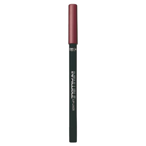 Карандаш для губ `LOREAL` INFAILLIBLE тон 212Карандаши<br>Стойкий карандаш для губ помогает создать идеальный контур и не дает помаде растекаться. Невероятный выбор насыщенных ультрамодных оттенков.<br>