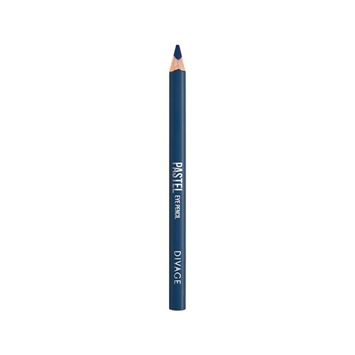 Карандаш для глаз `DIVAGE` PASTEL тон 3304Карандаши<br>Мягкий карандаш предназначен для того, чтобы ты могла подчеркнуть контур глаз и сделать взгляд более выразительным. Карандаш имеет удобную форму треугольника, благодаря которой не скатывается с плоской поверхности. Содержит смягчающие масла жожоба, соевых бобов, экстракт алоэ вера, витамины Е. Масло жожоба и соевых бобов придаёт контуру смягчающие свойства, регулирует водно-липидный баланс, предохраняя кожу века от сухости, а также укрепляет и разглаживает волокно ресниц. Экстракт алоэ вера оказывает антибактериальное и противовоспалительное действие, а витамин Е защищает кожу век от преждевременного старения.<br>