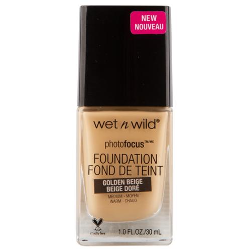 Основа тональная для лица WET N WILD PHOTO FOCUS тон E368c Golden beige