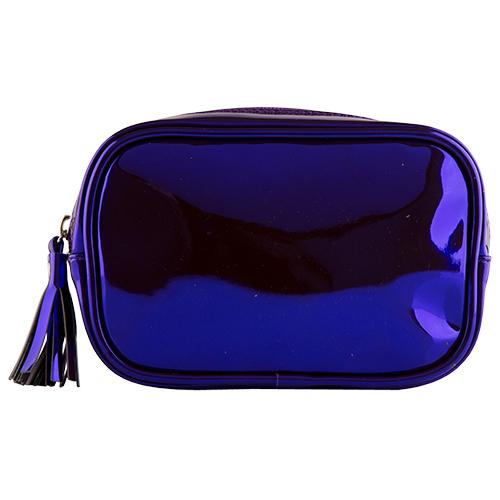 Купить Косметичка прямоугольная LADY PINK METAL SHOCK фиолетовая, КИТАЙ/ CHINA