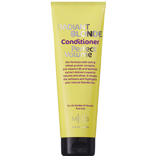 Кондиционер для волос MADES RADIANT BLONDE PERFECT VOLUME Сияющий блонд 250 мл фото