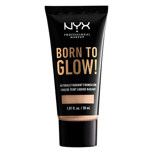 Основа тональная для лица `NYX PROFESSIONAL MAKEUP` BORN TO GLOW тон Vanilla