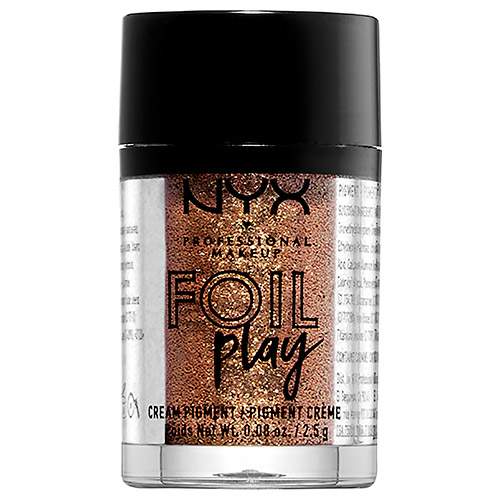 Пигмент для век `NYX PROFESSIONAL MAKEUP` FOIL PLAY кремовый тон 11