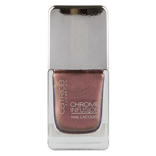 Лак для ногтей CATRICE CHROME INFUSION тон 03 10,5 млЛаки<br>Плотное покрытие с металлическим финишем.<br>