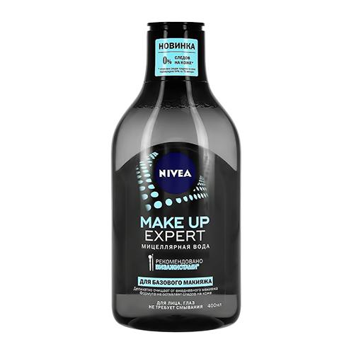 Купить Мицеллярная вода NIVEA MAKE-UP EXPERT для базового макияжа 400 мл, ГЕРМАНИЯ/ GERMANY