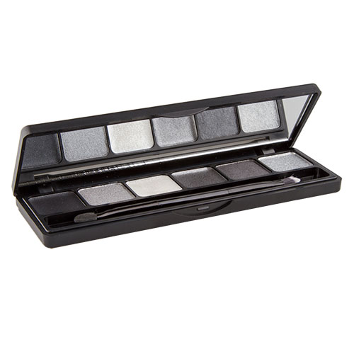 Палетка теней для век `SLEEK MAKEUP` `INTO THE NIGHT` I-LUST тон 1157 Silver