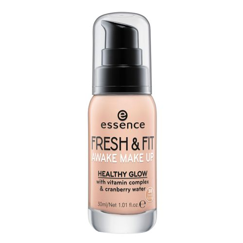 Основа тональная для лица `ESSENCE` FRESH & FIT AWAKE тон 30