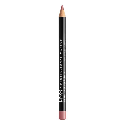 Карандаш для губ `NYX PROFESSIONAL MAKEUP` SLIM LIP PANCIL тон 803 BurgundyКарандаши<br>Устойчивый карандаш мягкой текстуры. Огромное разнообразие оттенков позволяет воплотить в жизнь любую makeup фантазию!<br>