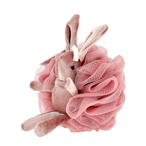 Мочалка-шар для тела DECO. KIDS rabbit
